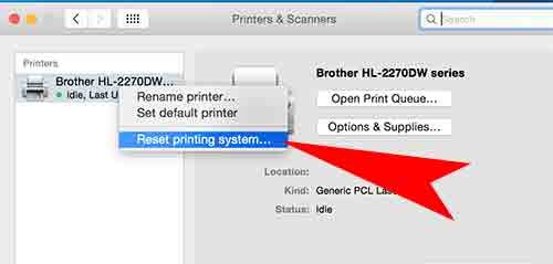 How to fix Dell printer offline on Mac OS to get back online?