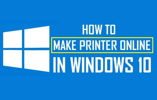 Lenovo Printer Offline Windows 10